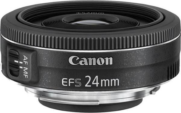 Объектив Canon EF-S 24 mm f/2.8 STM