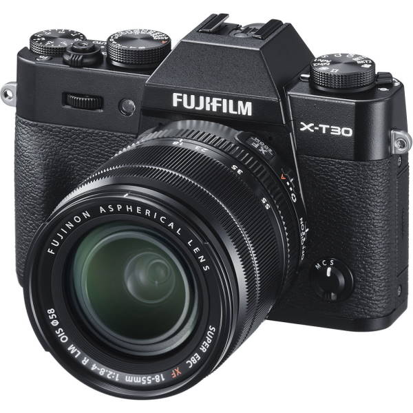 Фотоаппарат Fujifilm X-T30 Kit 18-55mm F2.8-4 OIS черный