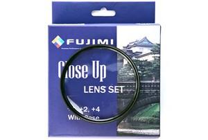 Набор макролинз Fujimi Close UP Set(+1+2+4) 62mm