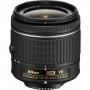 Объектив Nikon Nikkor AF-P 18-55 f/3.5-5.6G VR DX