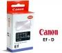 Фокусировочный экран Canon EF-D для EOS 40 D/ 50D/ 60D