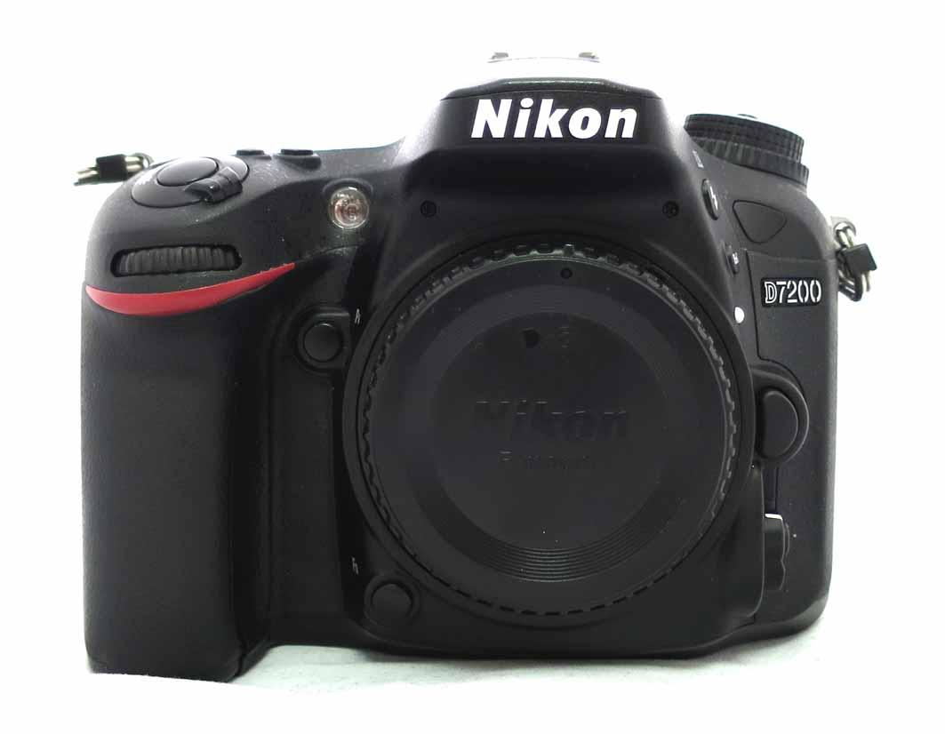 Фотоаппарат Nikon D7200 body б/у