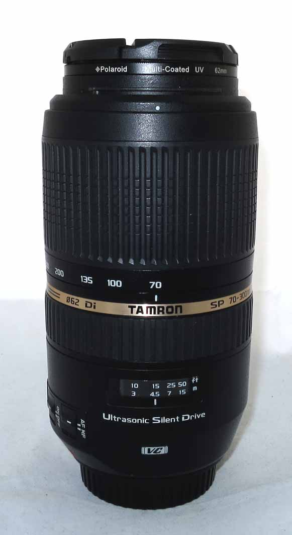 Объектив Tamron (Canon) SP 70-300mm f/4-5.6 Di VC USD A005 б/у