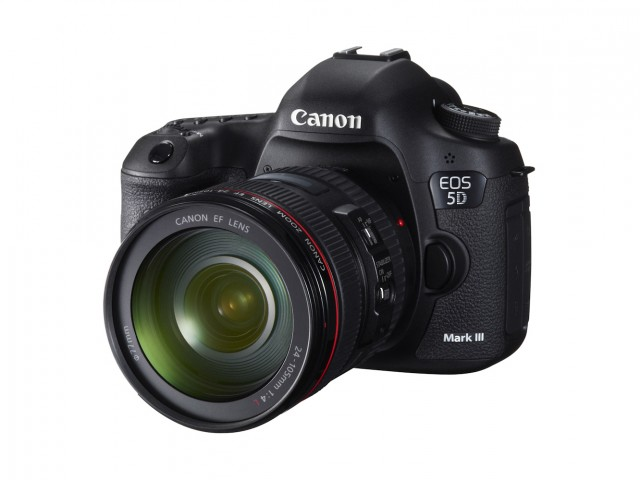 Фотоаппарат Canon EOS 5D Mark III Kit 24-105