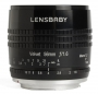 Объектив Lensbaby Velvet 56 f/1.6 Macro (1:2) для Fuji X 83051
