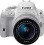 Фотоаппарат Canon EOS 100D Kit 18-55 STM белый