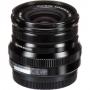 Объектив Fujifilm XF 16mm f/2.8 R WR черный
