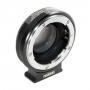 Адаптер объектива Metabones Nikon G to Micro 4/3 T 0.64x SPNFG-m43-BM