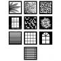 Набор GreenBean масок Гобо Effect panel 60