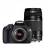 Фотоаппарат Canon EOS 1200D 18-55 DC III + 75-300 kit
