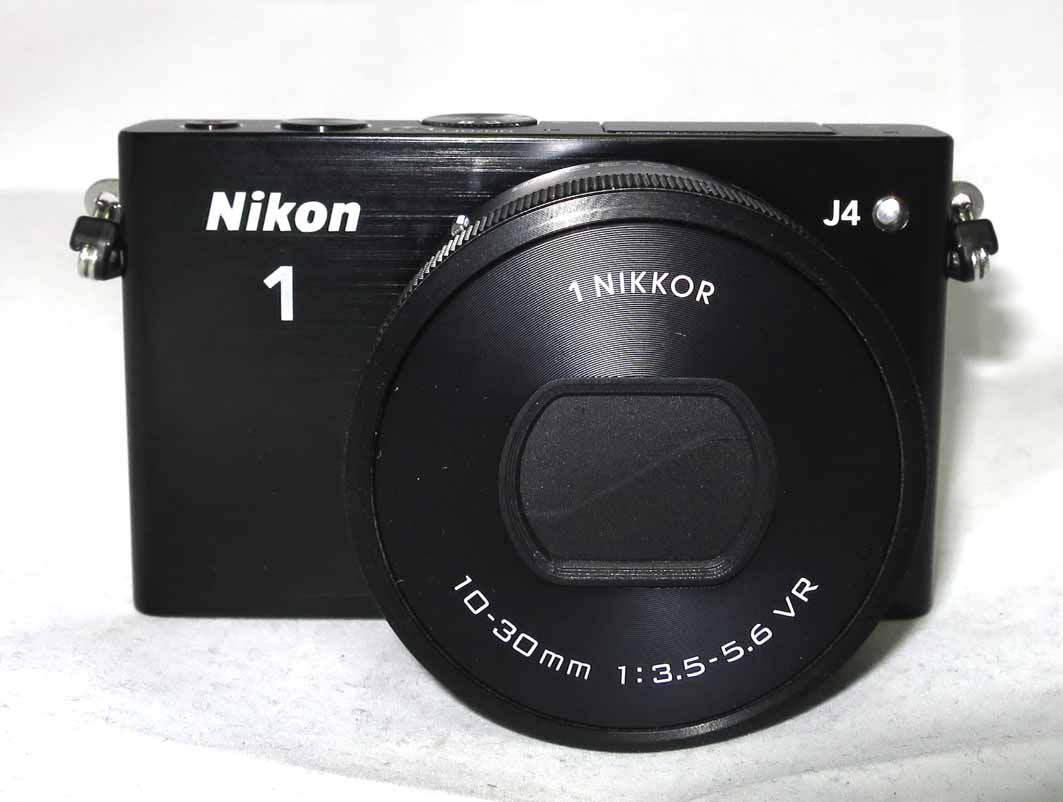 Фотоаппарат Nikon 1 J4 Kit 10-30 мм PD VR б/у