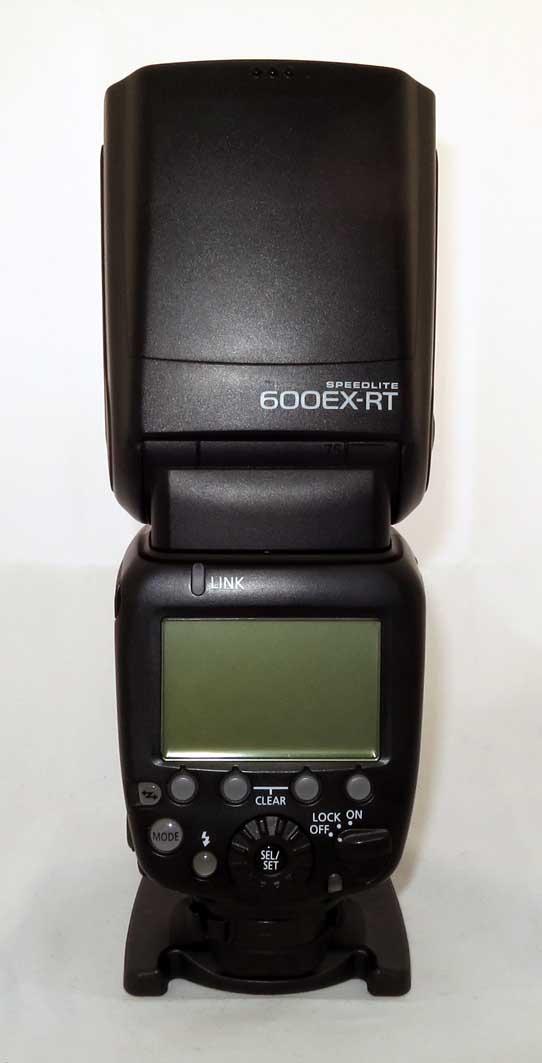 Вспышка Canon Speedlite 600 EX-RT б/у