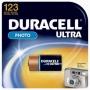 Батарейка CR 123A DURACELL Litium BL-1