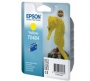 Картридж EPSON T048440 к Stylus R200/300/RX500 yellow