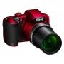 Фотоаппарат Nikon Coolpix B600 красный
