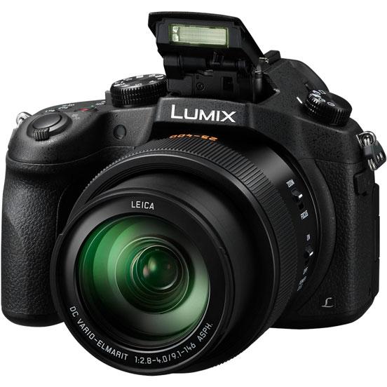 Фотоаппарат Panasonic DMC-FZ1000 black