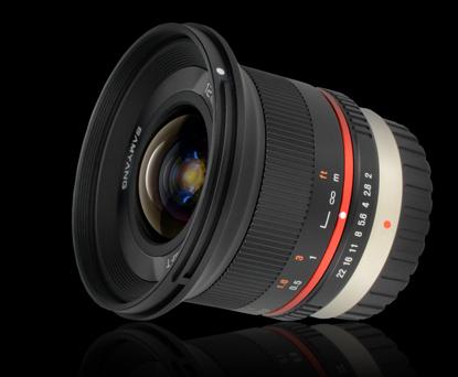 Объектив Samyang Micro 4/3 12mm f/2.0 ED AS NCS CS Olymp/Panas