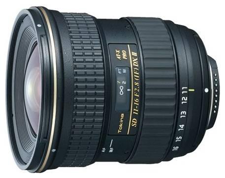 Объектив Tokina (Nikon) AT-X 116 AF PRO DX II 11-16 F/2.8