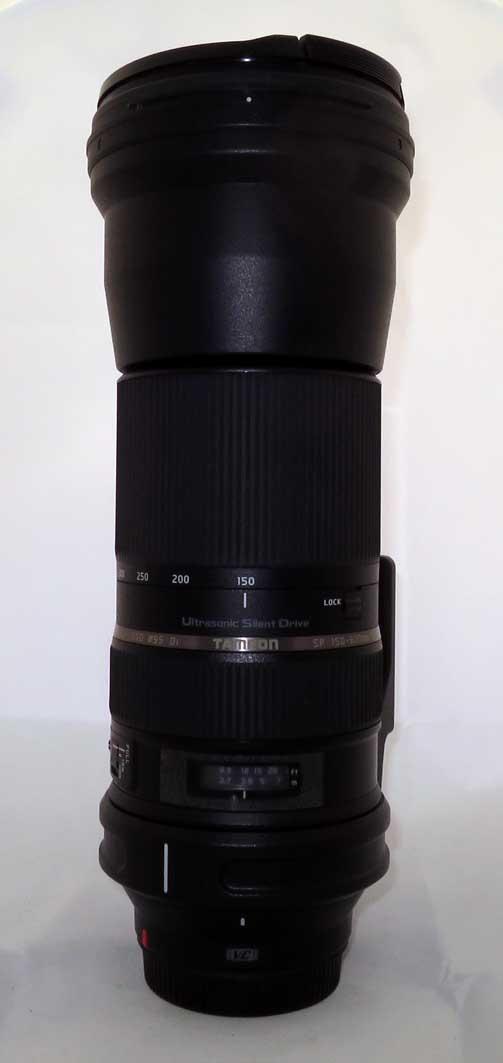 Объектив Tamron для Canon 150-600 mm SP AF f/5-6.3 Di VC USD б/у