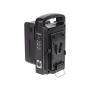 Зарядное устройство GreenBean DualCharger V3CH V-mount 26157