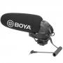 Микрофон накамерный BOYA BY-BM3031 суперкардиоидный пушка