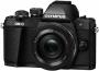 Фотоаппарат Olympus OM-D E-M10 Mark II 14-42 EZ Pancake черный