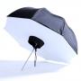 """Зонт + софтбокс Phottix 101cm 85390 отражающий 40"""""""