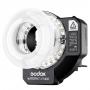 Импульсный осветитель Godox Witstro AR400 кольцевой аккумуляторный 26
