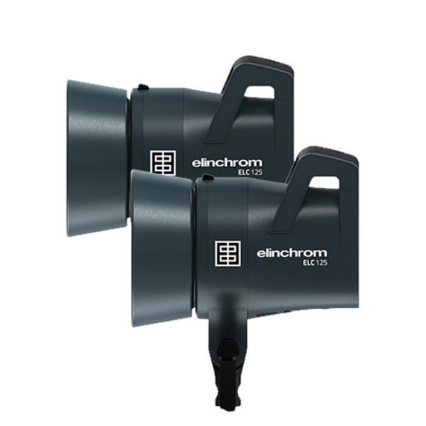 Комплект Elinchrom ELC 125/125