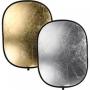 Отражатель Falcon Eyes 102х168 см RFR-4066GS золот / серебро