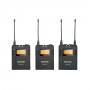 Микрофонная радиосистема Saramonic UwMic9 Kit2 RX9+TX9+TX9 2 передатч
