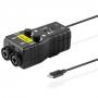 Адаптер микрофона Saramonic SmartRig+ UC вход XLR двухканальный на US