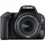 Фотоаппарат Canon EOS 200D Kit 18-55 STM черный
