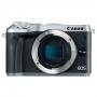 Фотоаппарат Canon EOS M6 body серебро / черный