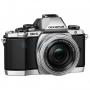 Фотоаппарат Olympus OM-D E-M10 Mark II 14-42 EZ Pancake серебро