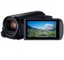 Цифровая видеокамера Canon LEGRIA HF R806 черный / белый