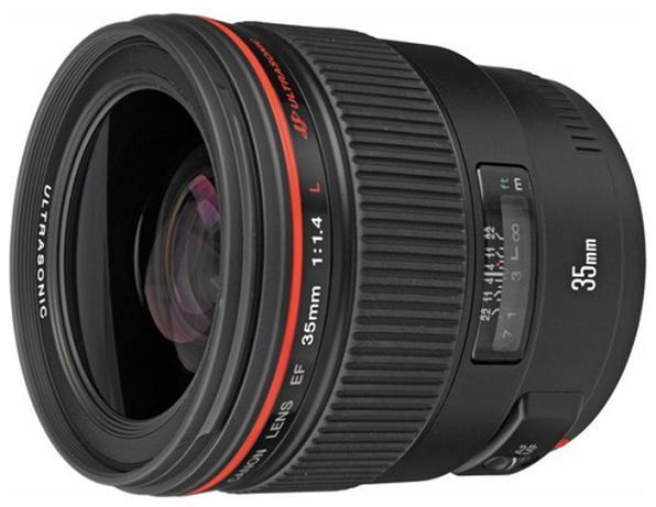 Объектив Canon EF 35 f/1.4L USM