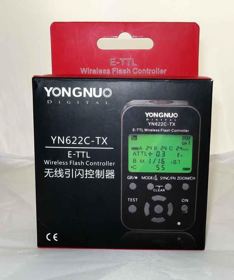 Синхронизатор YongNuo YN-622C-TX для Canon Передатчик б/у