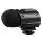 Микрофон накамерный Saramonic SR-PMIC2 пушка направленный стерео