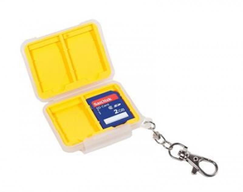 Кейс Flama для карт памяти SD (для 4-х карт)