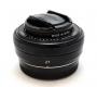 Объектив Fujifilm Fujinon XF 27mm f/2.8 б/у