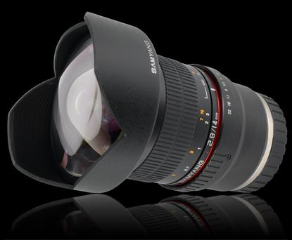 Объектив Samyang Sony E-mount 14mm f/2.8 ED AS IF UMC