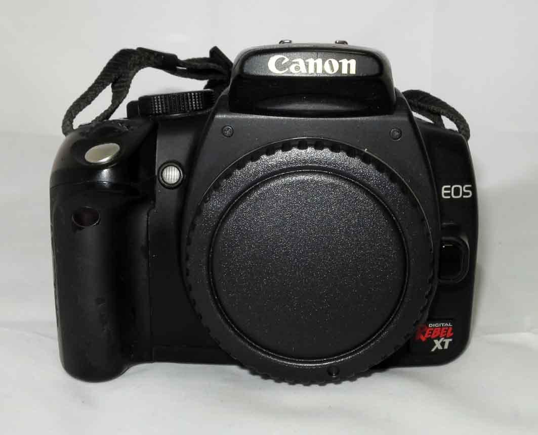 Фотоаппарат Canon EOS 350D body б/у
