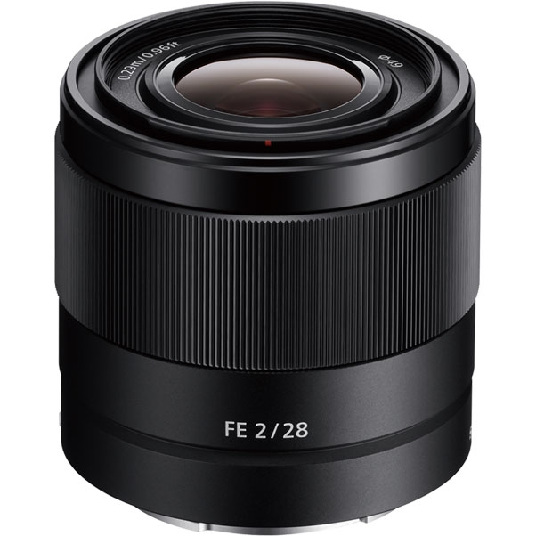 Объектив Sony SEL-28F20 FE 28mm f/2