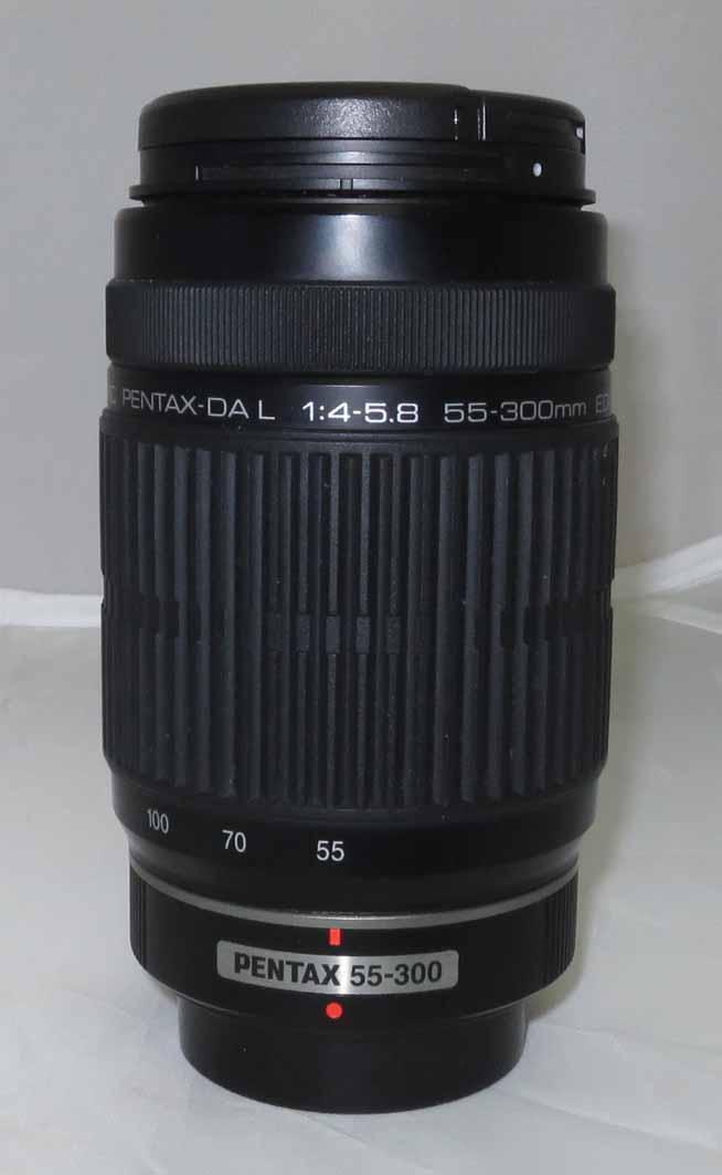 Объектив Pentax DA L 55-300 mm F/4-5,8 ED б/у