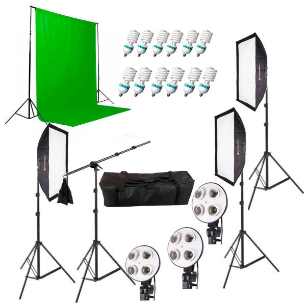 Комплект Fotokvant FL-15 KIT Постоянного света