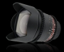 Объектив Samyang Nikon 10mm T3.1 ED AS NCS CS VDSLR Nikon