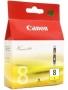 Картридж Canon CLI-8Y желтая для PIXMA iP4200/MP500