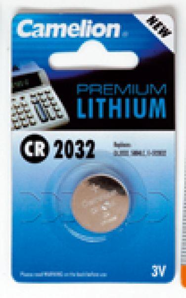 Батарейка CR 2032 Lithium 1шт.