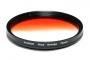 Фильтр градиентный Fujimi GC-Orange 49mm оранжевый
